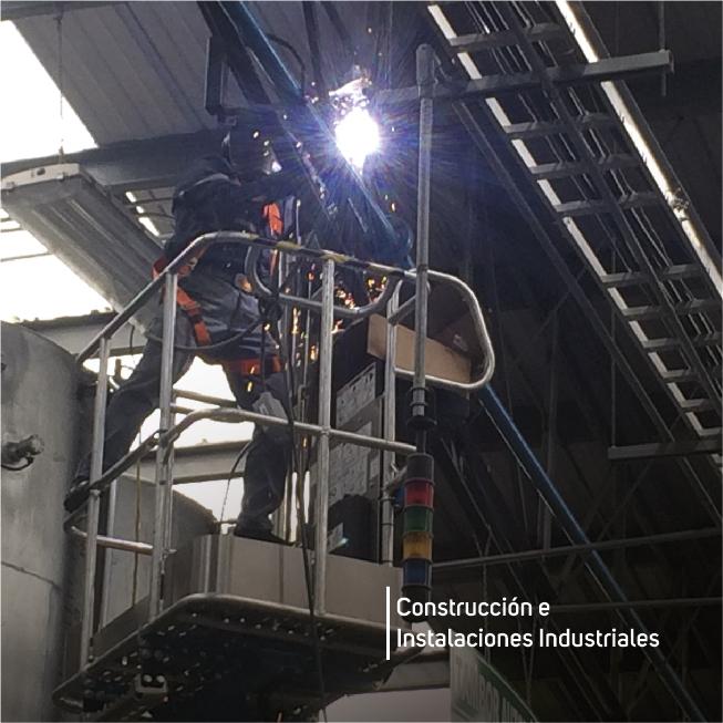 Construcción e Instalaciones Industriales
